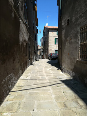 Alley of Vetulonia