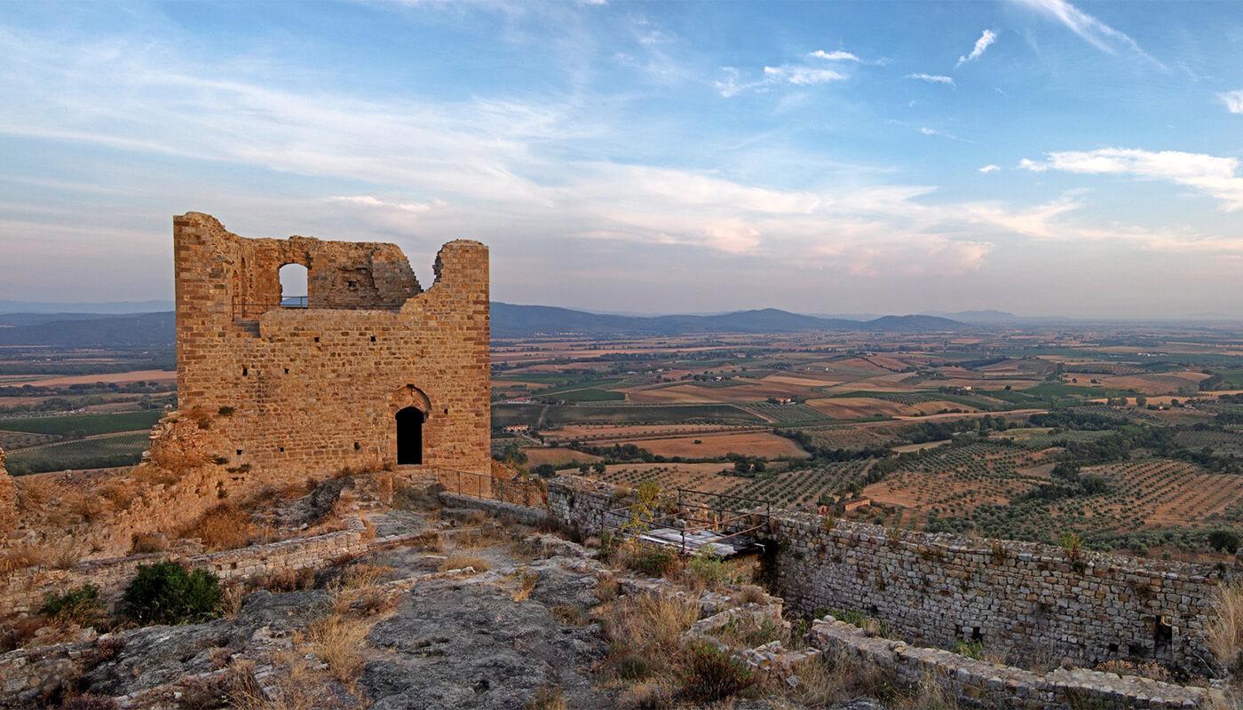 Schloss von Montemassi